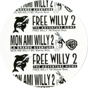 Free Willy 2 Back.