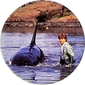 Free Willy 2 Jesse-Greenwood-with-Orca.