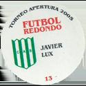 Futbol Redondo - Torneo Apertura 2005 010-015-back-Club-Atlético-Banfield.