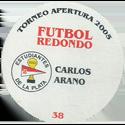 Futbol Redondo - Torneo Apertura 2005 038-046-back-Club-Estudiantes-de-La-Plata.