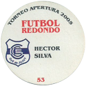 Futbol Redondo - Torneo Apertura 2005 049-053-back-Club-Atlético-Gimnasia-y-Esgrima-(Jujuy).