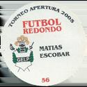 Futbol Redondo - Torneo Apertura 2005 056-060-Club-de-Gimnasia-y-Esgrima-La-Plata.