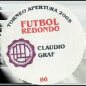 Futbol Redondo - Torneo Apertura 2005 086-086-back-Club-Atlético-Lanús.
