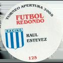 Futbol Redondo - Torneo Apertura 2005 122-126-Racing-Club.