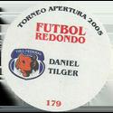 Futbol Redondo - Torneo Apertura 2005 175-180-back-Tiro-Federal.