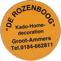 Groot-Ammers > Black & White 19back-De-Rozenboog-Kado-Home-decoration.