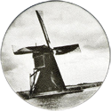 Groot-Ammers > Black & White 27-Windmill.