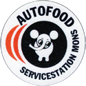 Groot-Ammers > Black & White 31back-Autofood-Servicestation-Mons.