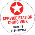 Groot-Ammers > Black & White 33back-Service-Station-Chris-Vink.