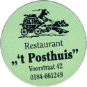Groot-Ammers > Black & White 36back-Restaurant-'t-Posthuis.