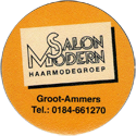 Groot-Ammers > Black & White 54back-Salon-Modern-Haarmodegroep.