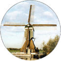 Groot-Ammers > Colour 32-Windmill.