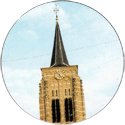 Groot-Ammers > Colour 38-Church-tower.