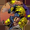 Hardee's X-Men 05-Wolverine.