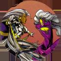 Hardee's X-Men 06-Storm-Vs-Phantazia.