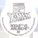 Hardee's X-Men Back.