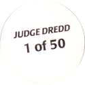 Judge Dredd Spugs (Movie) Back.