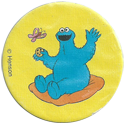 Jumbo Seasame Street Cookie-monster-on-a-cushion.