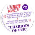 KFC Looney Tunes 22-Chariots-of-Fur-back.