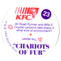 KFC Looney Tunes 23-Chariots-of-Fur-back.