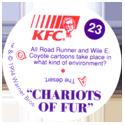 KFC Looney Tunes 23-Chariots-of-Fur-back.