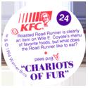 KFC Looney Tunes 24-Chariots-of-Fur-back.