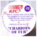 KFC Looney Tunes 26-Chariots-of-Fur-back.
