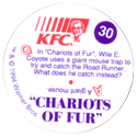 KFC Looney Tunes 30-Chariots-of-Fur-back.