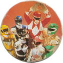 Kaugummi So spielt man! 15-Power-Rangers.