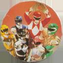 Kaugummi So spielt man! 15-Power-Rangers.