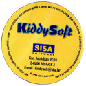 KiddySoft SISA Software Back.