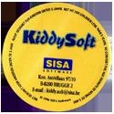 KiddySoft SISA Software Back.