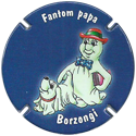 Kinder Meglepetés Fantomini 10-Fantom-papa-Borzongi.