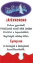 Kinder Meglepetés Fantomini Card-front.