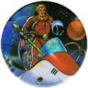 Laser Caps > Space Astronaut-with-his-helmet-off-in-space.