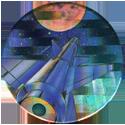 Laser Caps > Space Rocket-heading-towards-plannet.
