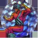 Laser Caps > Superheroes 12A.