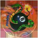 Laser Caps > Yin-yangs & 8-balls 8-ball-snake-poison.