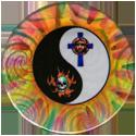 Laser Caps > Yin-yangs & 8-balls Yin-yang-Jesus-vs-skull.