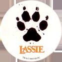 Lassie Paw-print.