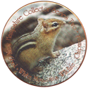 1995 New Hampshire Collector Series > Series 2 White Mountains Wildlife Collection Chipmunk.