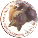 1995 New Hampshire Collector Series > Series 2 White Mountains Wildlife Collection Red-Fox.