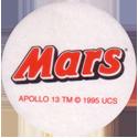 Mars Apollo 13 Mars-logo.