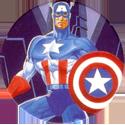 Marvel Masterpieces Captain-America.