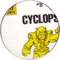 Milkcap Maker #8-Cyclops.