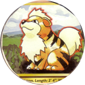 Milkcap Maker Pokemon-Growlithe.