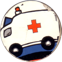 Milkcap Maker cartoon-ambulance.