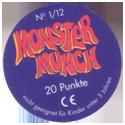 Monster Munch (Space Jam) Back-20-Punkte.