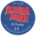 Monster Munch (Space Jam) Back-25-Punkte.
