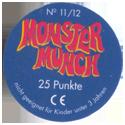 Monster Munch (Space Jam) Back-25-Punkte.